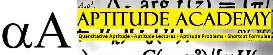 Aptitude Academy