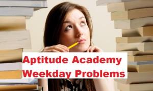 Syllabus complete aptitude problem